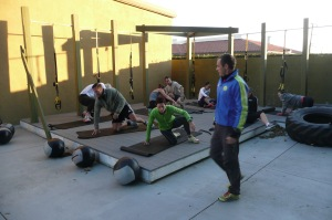 functional strength training at dhp