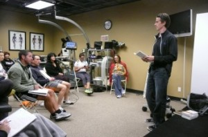 Matt Fitzgerald speaking on hydration for runners