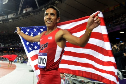 Olympics: Track and Field-Men's 1,500m-Finals